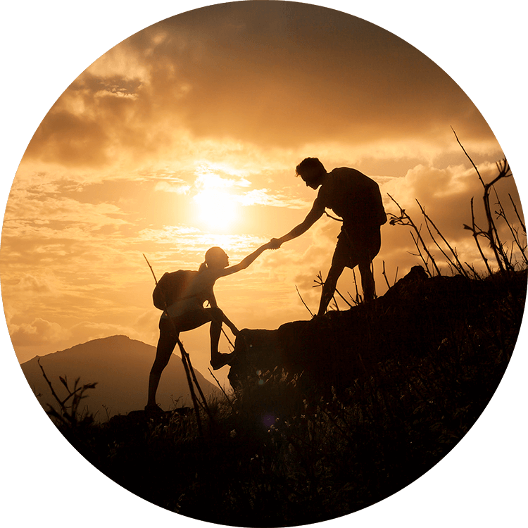 Leistungen - Gemeinsam ist vieles leichter